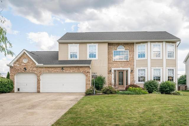21 Knights Bridge Drive W #52, Pickerington, OH 43147 (MLS #221021937) :: Signature Real Estate