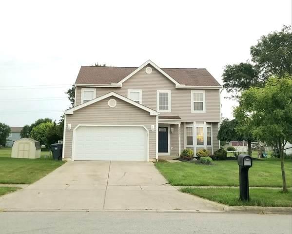 3823 Carlotta Street, Grove City, OH 43123 (MLS #221021940) :: The Tobias Real Estate Group