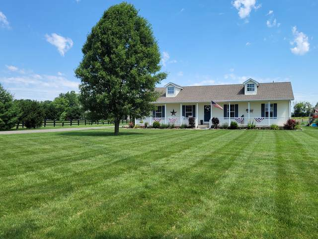 4394 Saint Paul Road, Ashville, OH 43103 (MLS #221021947) :: The Tobias Real Estate Group