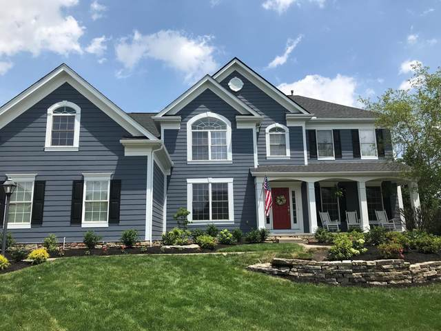 5371 Medallion Drive W, Westerville, OH 43082 (MLS #221021948) :: Signature Real Estate