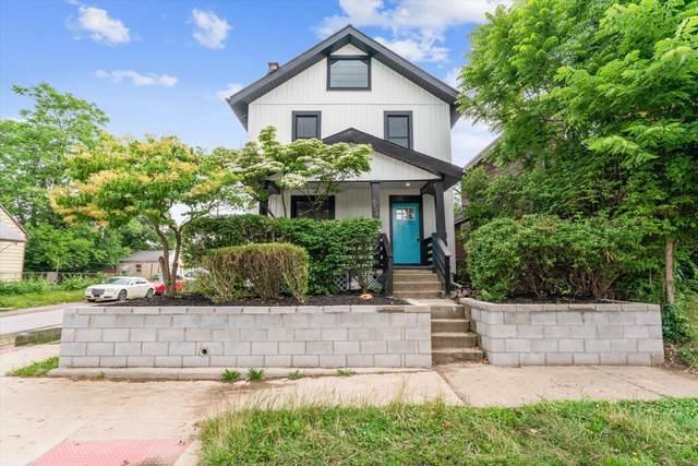 556 Frebis Avenue, Columbus, OH 43206 (MLS #221021950) :: Greg & Desiree Goodrich | Brokered by Exp