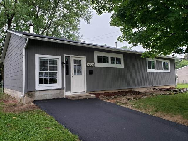 3359 Arnsby Road, Columbus, OH 43232 (MLS #221021971) :: Greg & Desiree Goodrich | Brokered by Exp