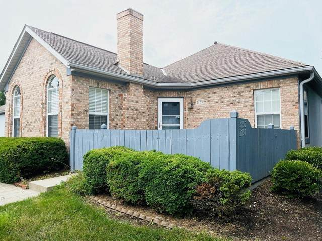 3755 Mill Stream Drive #12, Hilliard, OH 43026 (MLS #221021983) :: The Tobias Real Estate Group