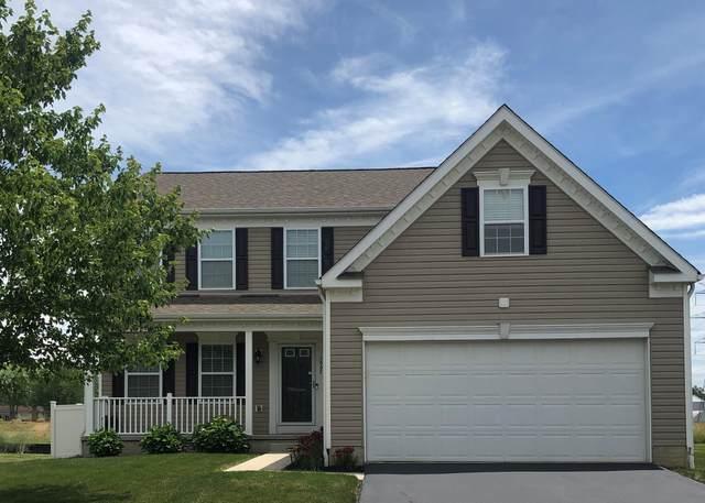 5662 Shellbark Street, Groveport, OH 43125 (MLS #221021984) :: The Tobias Real Estate Group