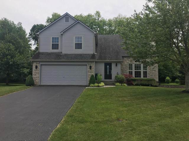2287 Bryton Drive, Powell, OH 43065 (MLS #221021994) :: The Tobias Real Estate Group