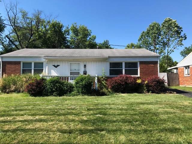 32 Cherrington Road, Westerville, OH 43081 (MLS #221021998) :: Signature Real Estate