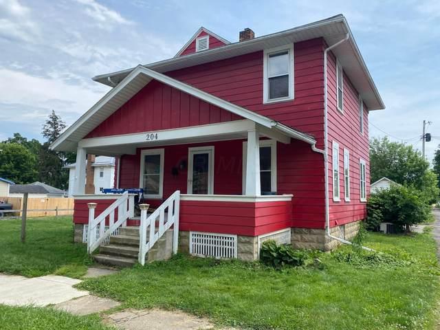 204 E Hamtramck Street, Mount Vernon, OH 43050 (MLS #221021999) :: The Tobias Real Estate Group