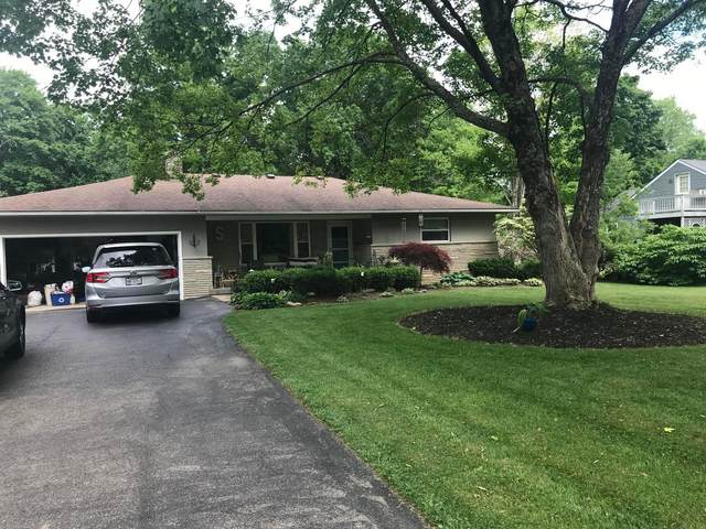 3160 Mann Road, Blacklick, OH 43004 (MLS #221022001) :: The Tobias Real Estate Group