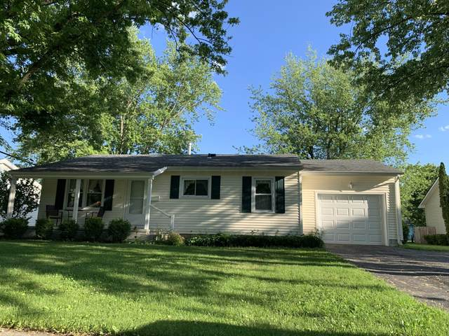 419 Rosewood Avenue, Findlay, OH 45840 (MLS #221022003) :: The Tobias Real Estate Group