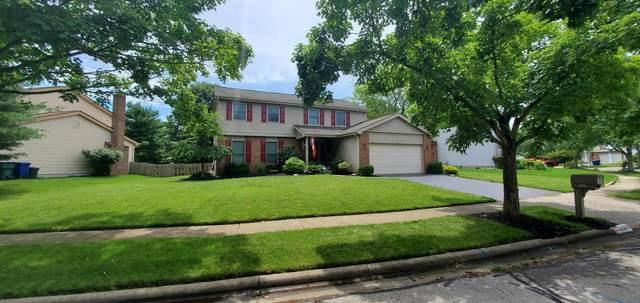 8480 Bridletree Way, Columbus, OH 43235 (MLS #221022006) :: The Tobias Real Estate Group