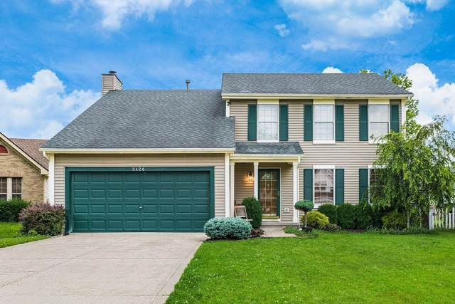 3426 Lockland Court, Canal Winchester, OH 43110 (MLS #221022017) :: Signature Real Estate