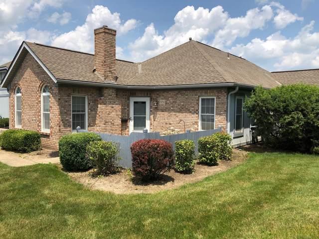 3751 Mill Stream Drive, Hilliard, OH 43026 (MLS #221022025) :: Signature Real Estate