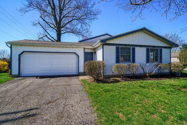 257 Gentlewind Drive, Westerville, OH 43081 (MLS #221022027) :: Signature Real Estate
