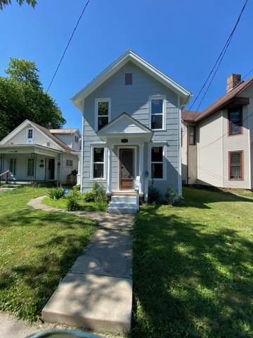 148 W Locust Street, Newark, OH 43055 (MLS #221022037) :: Signature Real Estate