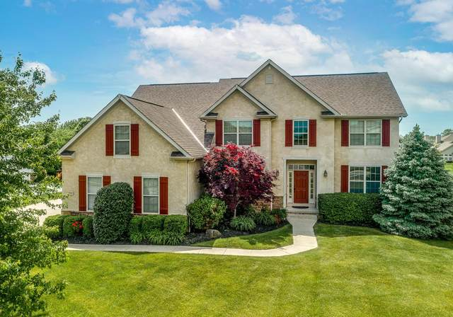 8060 Wolf Path Drive, Powell, OH 43065 (MLS #221022048) :: 3 Degrees Realty
