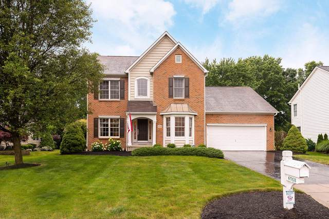 6068 Commonwealth Drive, Westerville, OH 43082 (MLS #221022052) :: ERA Real Solutions Realty