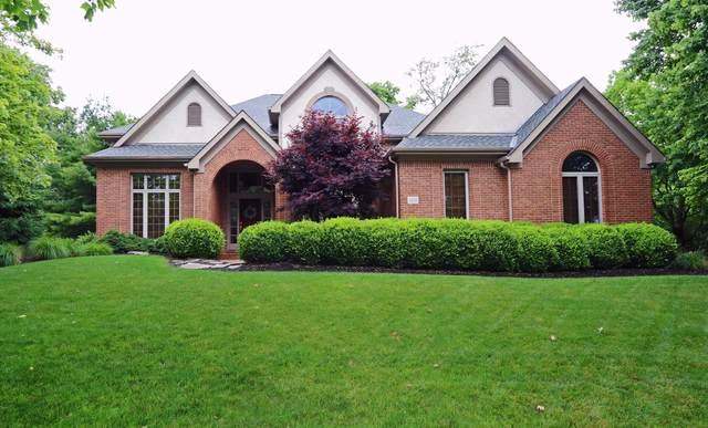 4818 Chaddington Drive, Dublin, OH 43017 (MLS #221022057) :: Berkshire Hathaway HomeServices Crager Tobin Real Estate