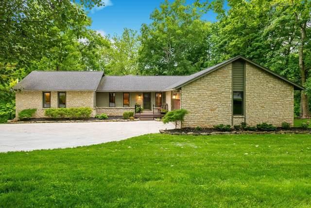 8283 Riverside Drive, Powell, OH 43065 (MLS #221022065) :: MORE Ohio