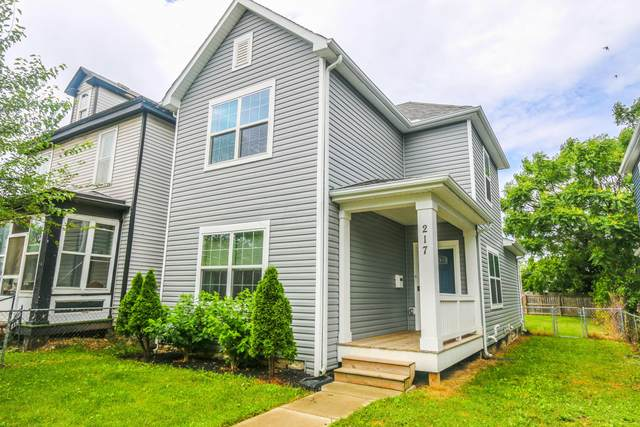 217 Hawkes Avenue, Columbus, OH 43223 (MLS #221022090) :: Berkshire Hathaway HomeServices Crager Tobin Real Estate