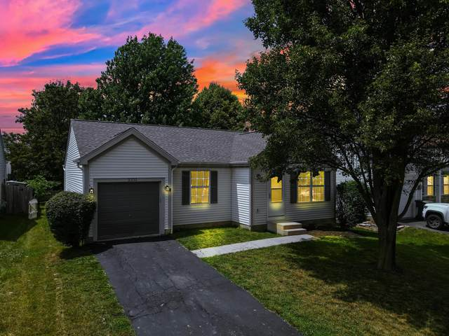 2333 Hunterstown Drive, Grove City, OH 43123 (MLS #221022156) :: Berkshire Hathaway HomeServices Crager Tobin Real Estate