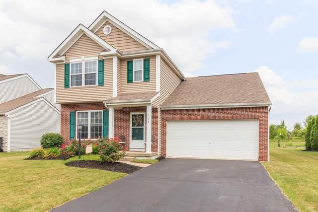 109 Brenden Park Drive, Etna, OH 43062 (MLS #221022217) :: Berkshire Hathaway HomeServices Crager Tobin Real Estate