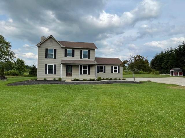 9665 State Route 521, Sunbury, OH 43074 (MLS #221022221) :: Shannon Grimm & Partners Team