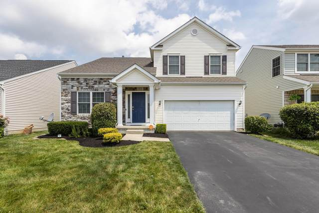 274 Olentangy Meadows Drive, Lewis Center, OH 43035 (MLS #221022253) :: Berkshire Hathaway HomeServices Crager Tobin Real Estate