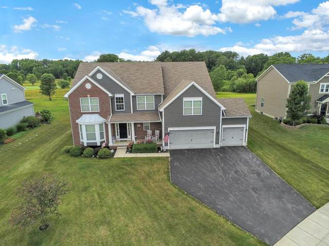 6885 Haffy Court, Canal Winchester, OH 43110 (MLS #221022256) :: Berkshire Hathaway HomeServices Crager Tobin Real Estate