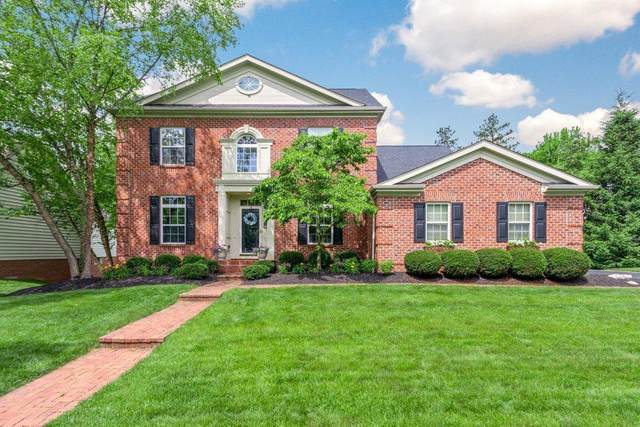 5005 Brooksview Circle, New Albany, OH 43054 (MLS #221022258) :: The Raines Group