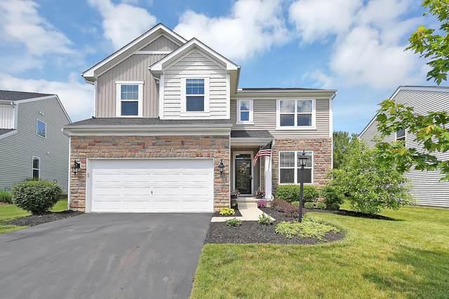 954 Saffron Drive, Sunbury, OH 43074 (MLS #221022270) :: Jamie Maze Real Estate Group