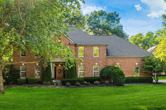 5667 Morlich Square, Dublin, OH 43017 (MLS #221022305) :: The Raines Group