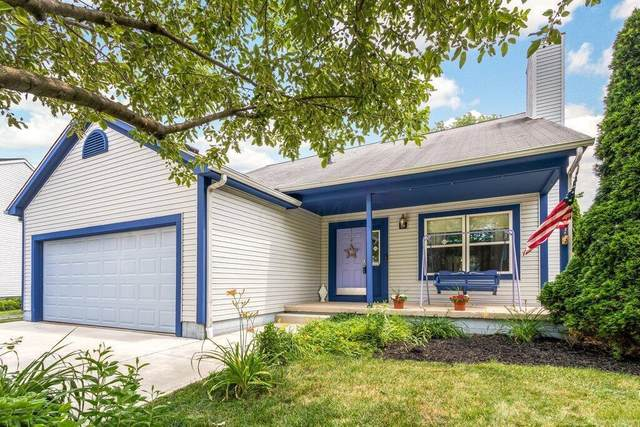 5683 Converse Court, Hilliard, OH 43026 (MLS #221022307) :: Jamie Maze Real Estate Group