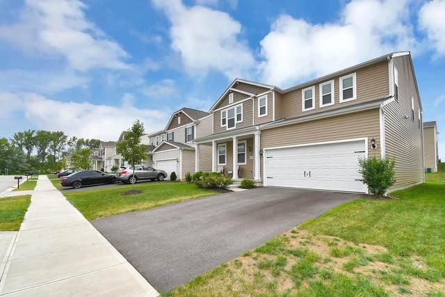 1182 Jayhawk Street, Blacklick, OH 43004 (MLS #221022310) :: Jamie Maze Real Estate Group