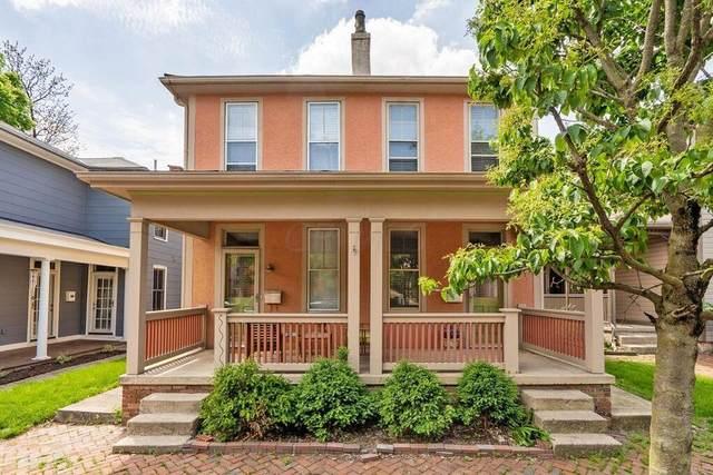 683 Kerr Street, Columbus, OH 43215 (MLS #221022316) :: Berkshire Hathaway HomeServices Crager Tobin Real Estate