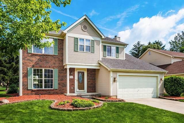 3810 Stonesthrow Lane, Hilliard, OH 43026 (MLS #221022341) :: Jamie Maze Real Estate Group