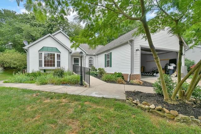 1550 Bush Hill Drive, Lancaster, OH 43130 (MLS #221022345) :: Jamie Maze Real Estate Group