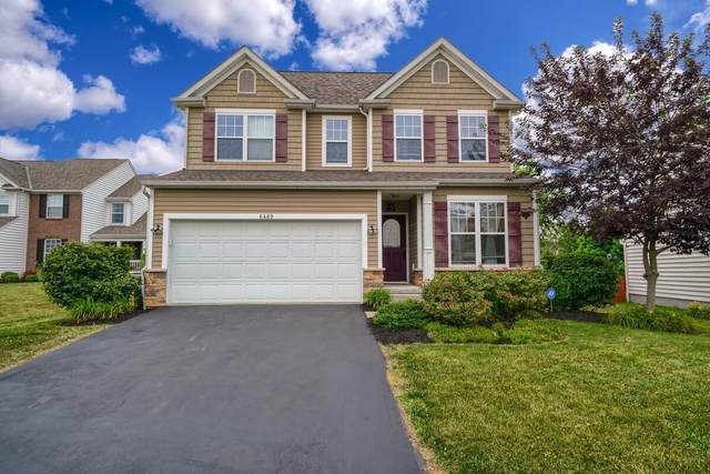 6469 Tallman Court, Canal Winchester, OH 43110 (MLS #221022355) :: Berkshire Hathaway HomeServices Crager Tobin Real Estate