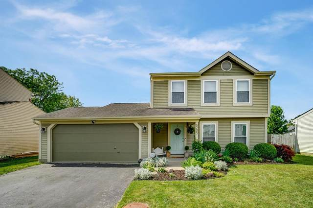 6205 Glenwillow Boulevard, Galloway, OH 43119 (MLS #221022374) :: 3 Degrees Realty