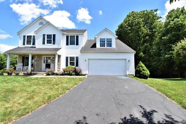 2426 Crestview Woods Court, Newark, OH 43055 (MLS #221022375) :: Jamie Maze Real Estate Group