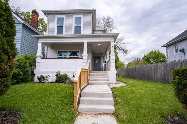 1388 Hildreth Avenue, Columbus, OH 43203 (MLS #221022399) :: Bella Realty Group