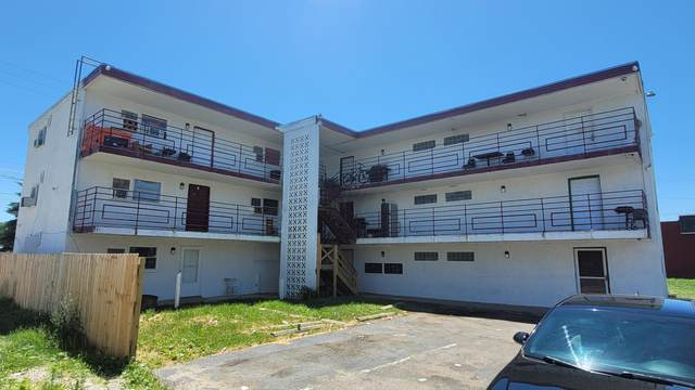 3295 Sullivant Avenue, Columbus, OH 43204 (MLS #221022405) :: Berkshire Hathaway HomeServices Crager Tobin Real Estate