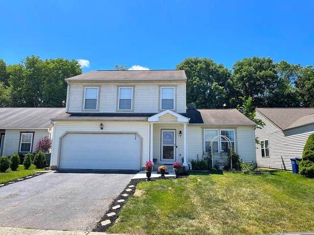 6787 Alex Drive, Canal Winchester, OH 43110 (MLS #221022407) :: RE/MAX ONE