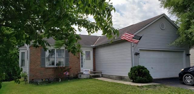 2292 Maribeth Place, Grove City, OH 43123 (MLS #221022410) :: Ackermann Team