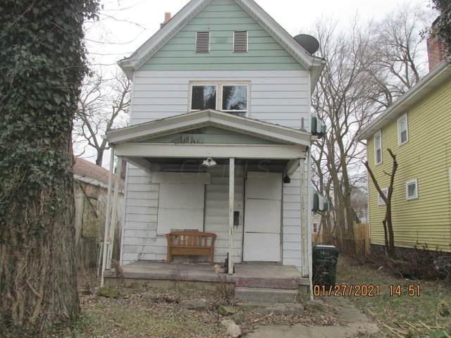 1611 Pembroke Avenue, Columbus, OH 43203 (MLS #221022436) :: Bella Realty Group