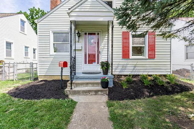 2784 Bellwood Avenue, Bexley, OH 43209 (MLS #221022463) :: Berkshire Hathaway HomeServices Crager Tobin Real Estate