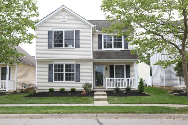 6171 Albany Way Drive, Westerville, OH 43081 (MLS #221022493) :: Ackermann Team