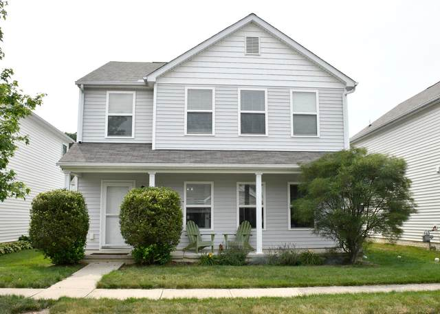 2175 Shadow Rock Drive, Columbus, OH 43219 (MLS #221022515) :: Jamie Maze Real Estate Group