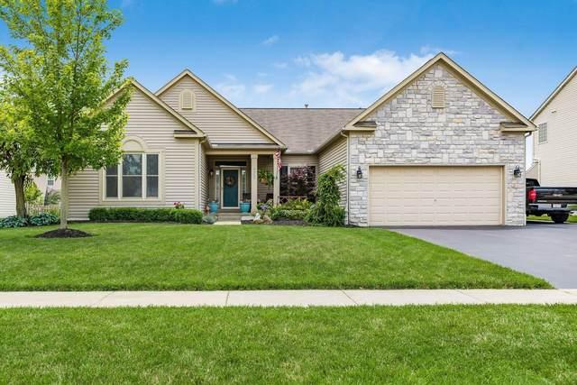 4363 Promenade Avenue, Grove City, OH 43123 (MLS #221022519) :: Berkshire Hathaway HomeServices Crager Tobin Real Estate