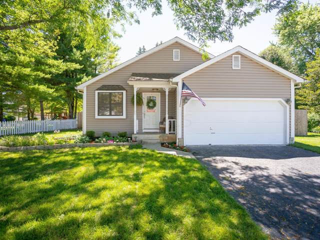 5017 Flynnhaven Court, Columbus, OH 43221 (MLS #221022542) :: Exp Realty