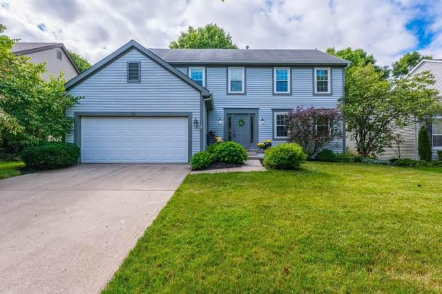 35 Highmeadows Circle, Powell, OH 43065 (MLS #221022549) :: Jamie Maze Real Estate Group